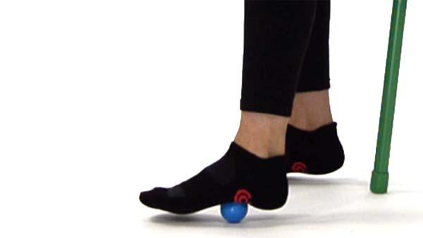Foot Massage Golf Ball