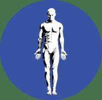 Slide 61 Symptom Checker icon blue