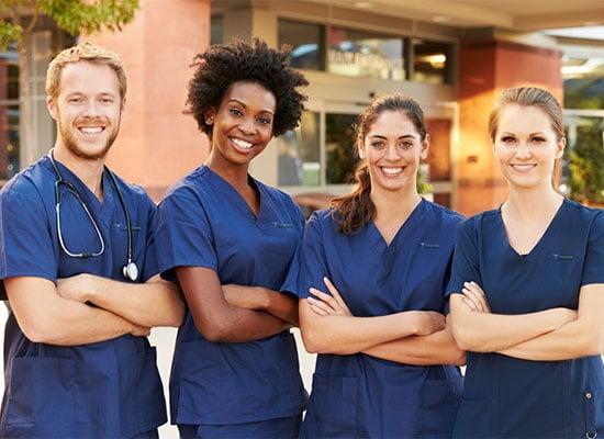 dedicated registered nurses