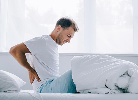 Absenteeism Due to Lower Back Pain