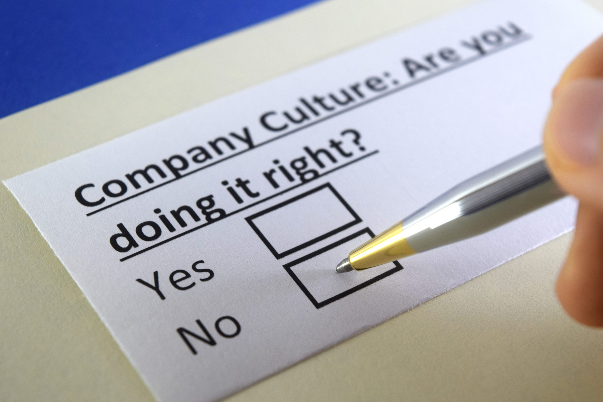 Company,Culture:,Are,You,Doing,It,Right?,Yes,Or,Not