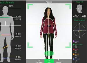 Patented Computer-Aided Mobility Health Assessment Texas