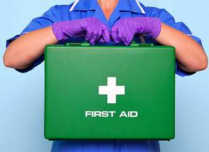 Onsite First-Aid for Texans in the Workplace